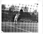 Suzanne McNay Playing Tennis