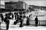 Bridge and promenade, Nice
