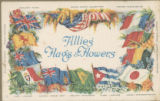 Allies' Flags & Flowers