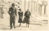 Caresse Crosby, Polleen Peabody, and Jacques Fevrier in Greece