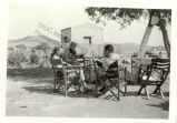 Cavriri Picnic with Lillia Ralli, S. Cartalis and Robert Mann in Greece