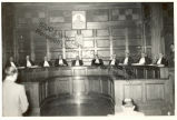 Supreme Court at Caresse Crosby Trial in Athens in 1953