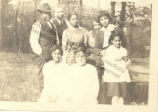 Albert, Annette, Katherine and other Dunham Family Members