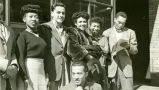 Katherine Dunham with group