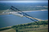 Smithland Dam on the Ohio River
