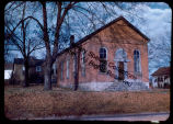 Old Baptist Church, Jonesboro, Illinois
