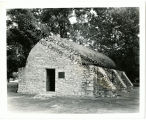 Building used to store ammunition in Fort Chartres, Illinois