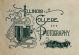 Illinois College of Photography, 1900.