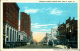 Missouri Avenue Looking East, East St. Louis, Ill.