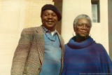 Eugene Redmond and Lucille Clifton