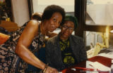 Mari Evans and Gwendolyn Brooks