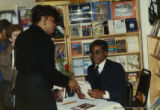 Charles Johnson book signing (1 of 3)