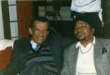 Derek Walcott and Eugene Redmond (2 of 2)