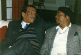 Derek Walcott and Eugene Redmond (1 of 2)