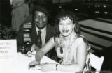 Eugene Redmond and Ntozake Shange