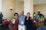 Alice Lovelace, Eugene Redmond, and Elaine Brown