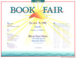 Illinois Authors Book Fair, 1996