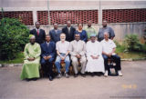 Group photograph at the University of Benin