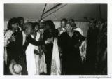 Toni Morrison with party group (1 of 3)
