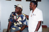 Danny Glover and Eugene Redmond (2 of 2)