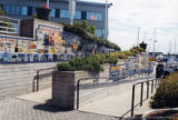 Peace wall in Jack London Square (2 of 2)