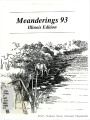 Meanderings 1993. Illinois edition