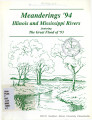 Meanderings 1994. Illinois and Mississippi Rivers: featuring the Great Flood of '93
