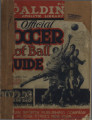 "[1922-1923 season] Spalding's official ""soccer"" football guide 1922-23"