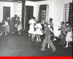 Children dancing at a party