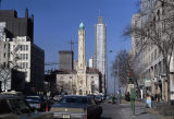 North Michigan Avenue and Water Tower