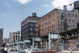 Industrial buildings, North Franklin Street