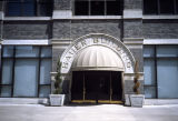 Bauer Building entrance