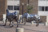 Horsepower I sculpture, Ogden Mall Park