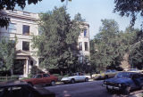 Roscoe Street apartment buildings