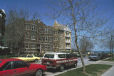 Apartment buildings, West North Shore Avenue