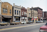 West Chicago Avenue businesses near Damen Avenue