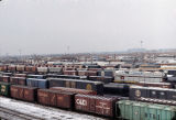 Railroad yards, South Deering