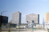 High-rise apartment buildings, Near South Side