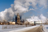 Mobil Refinery, East Chicago, Indiana