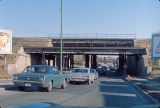Train overpasses, West 87th Street