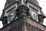 Pullman Factory, Administration Building clock tower