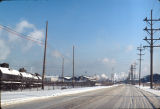 Industrial area, Riley Road, East Chicago