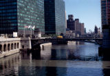 Chicago River and Gateway Center