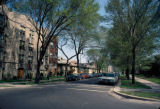 Residential street, West Ridge