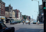 Chicago Avenue, east from Damen