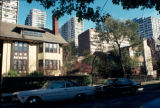 House and apartment buildings, Edgewater