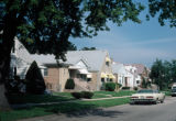 Houses, North Pioneer Avenue