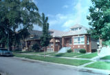 Houses, South Washtenaw Avenue