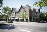 Winnetka shops and apartments