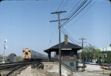 Western Avenue railroad station, Milwaukee Road Line
